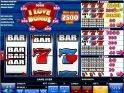 Spin casino slot machine I Love Bonus online