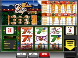 No download slot game Indian Chief