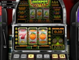 Casino free game Jackpot Ultra no registration