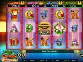 Jade Emperor King Strike online free slot