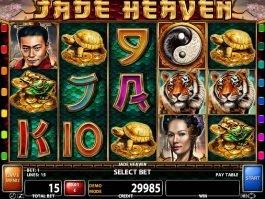 Spin online free slot Jade Heaven