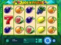 Free slot machine Juice´N´Fruits