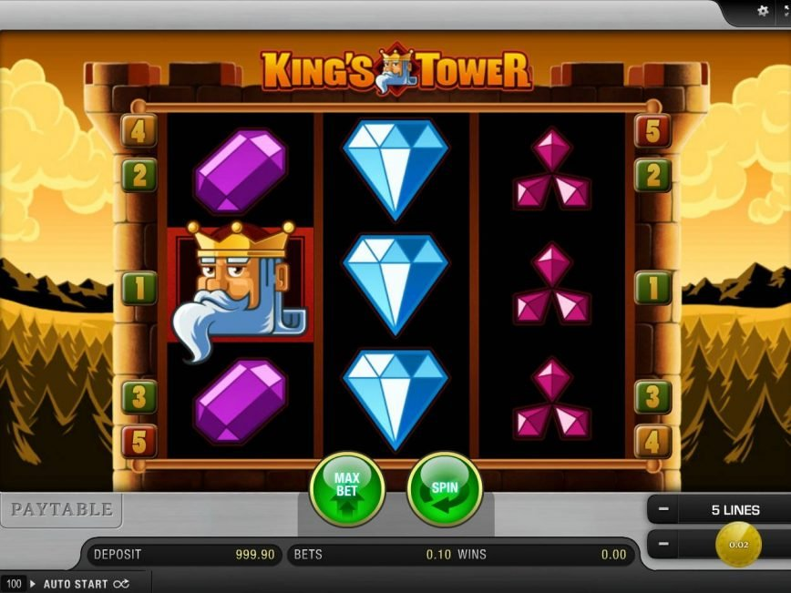 King´s Tower online free game