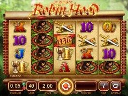 Play free casino game Lady Robin Hood