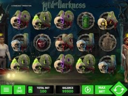 A picture of the casino free game Lord of Darkness