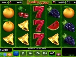 No deposit game Lucky and Wild online