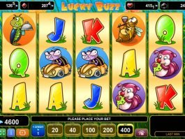 Lucky Buzz casino free slot with no registration