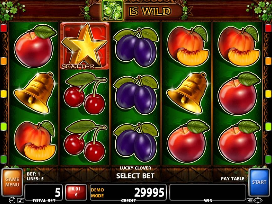 Spiele Lucky Clovers - Video Slots Online