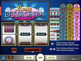 Casino free game Lucky Diamonds