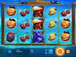 Slot game for fun Lucky Pirates
