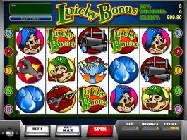 Online casino free slot game Luicky Bonus