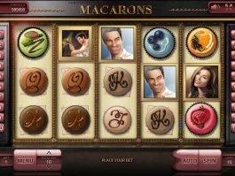 Play casino free slot Macarons online