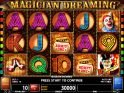 Slot machine with no deposit Magician Dreaming