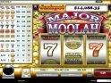 Spin slot game for fun Major Moolah