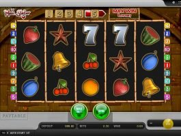 Casino game Max Slider online