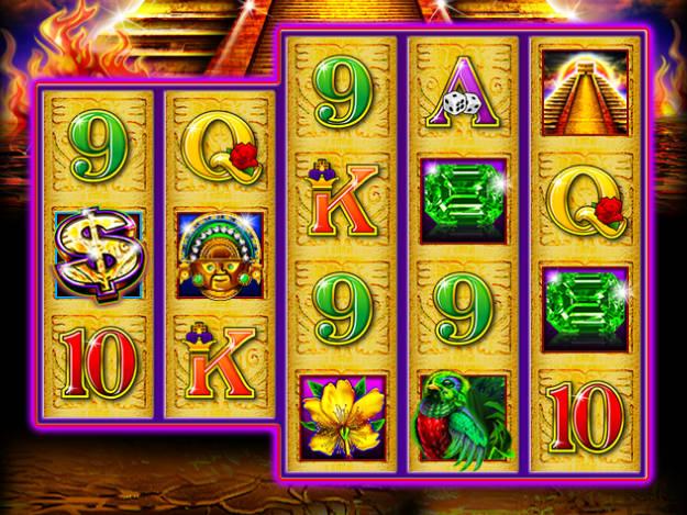 Play free casino game Mayan Gold