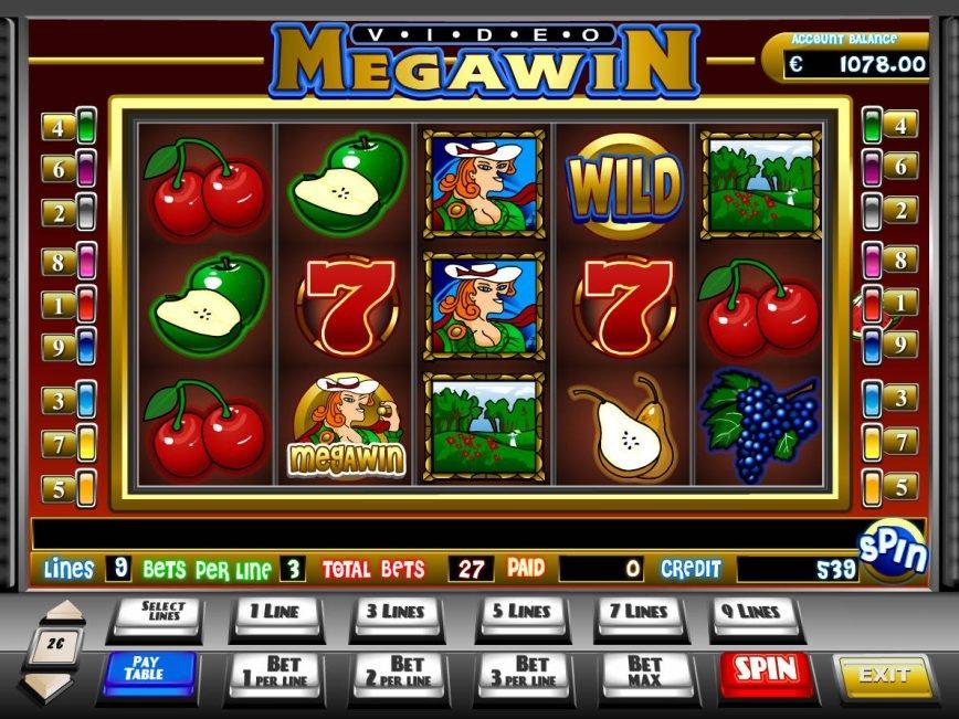 Mega Slot Win