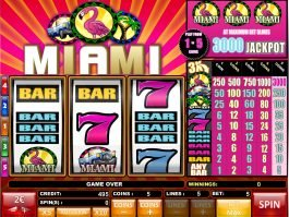 Play slot game for fun Miami
