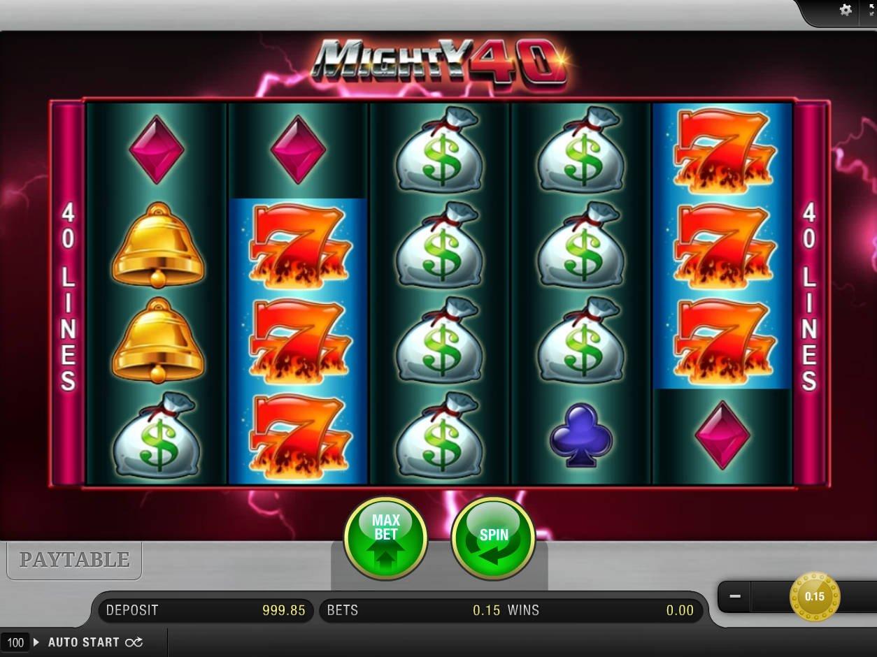 40 Slot