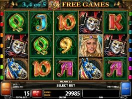 Milady x2 slot machine with no deposit