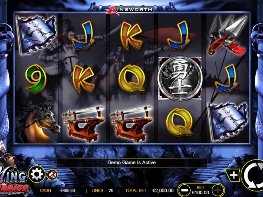 ▷ Ming Warrior ™ Slot Machine - Play Free Online Game