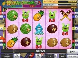 Online game with no registration Monster Smash