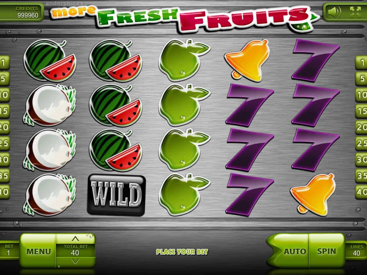 Fresh Fruits Slot Machine