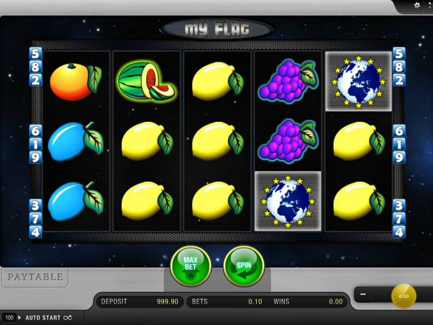 Online free slot My Flag for fun