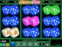 Casino free slot game Neon Dice