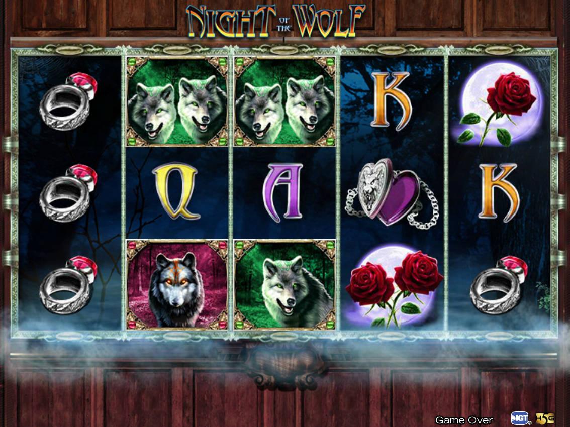 Night Of The Wolf Slot Machine