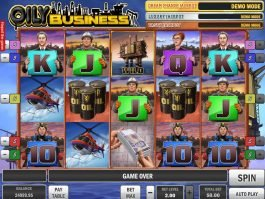 Oily Business free online slot