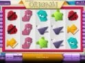 Play free casino game Origami online