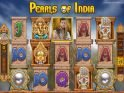 Slot machine Pearls of India online