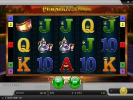 Online casino slot Persian Dreams