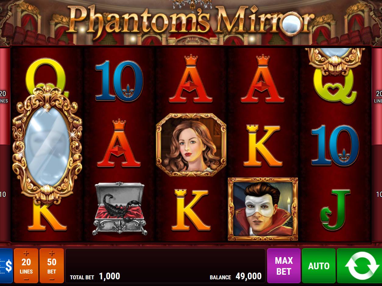 phantoms mirror spielen
