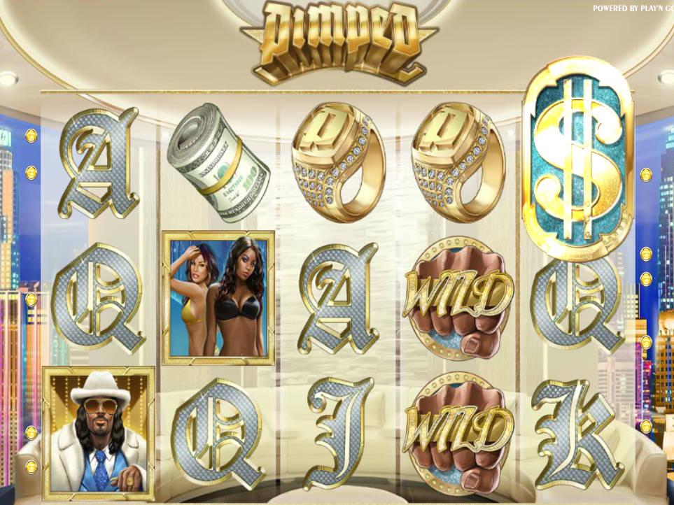 Pimped Slot Machine