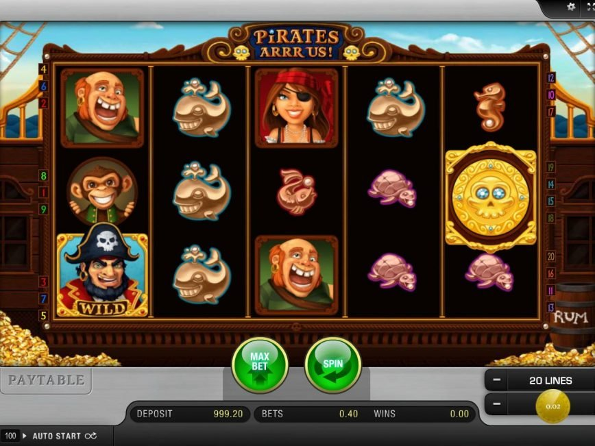 Spiele Pirates Arrr Us - Video Slots Online
