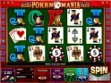 Casino slot machine Poker Mania