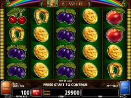 Casino free slot game Pot O'Luck