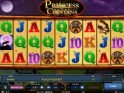 A picture of the casino free game Princess Chintana