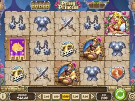 Play free slot game Prissy Princess