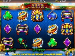 Prosperity Twin free slot game by NextGen