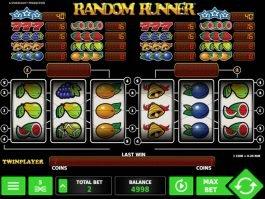 Play online free game Random Runner