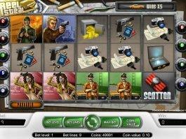 Play free slot machine Reel Steal