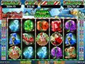 Casino slot game Return of the Rudolph online