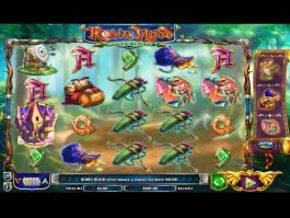 Robin Hood Prince of Tweets free casino game