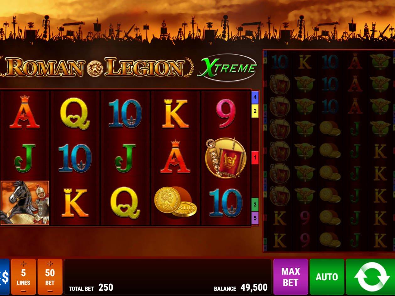 Spiele Roman Legion - Video Slots Online
