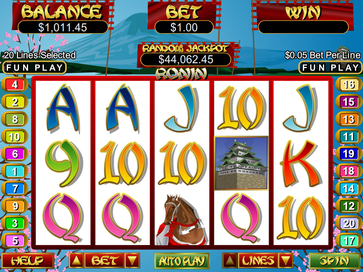 Free Slot Games Ronin