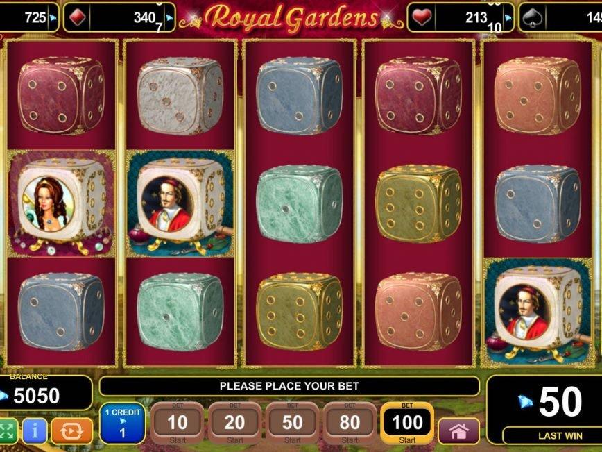 Royal spins slot