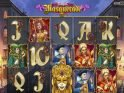 A picture of the slot machine Royal Maquerade